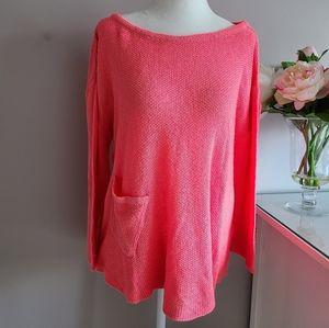PARKHURST Pink Spring/Summer Knit
